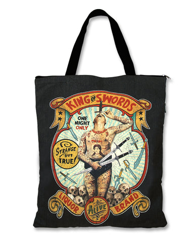 King of Swords - Tote