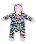 Unicorns - Hooded Onesie