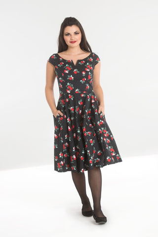 Apple Blossom 50's Dress