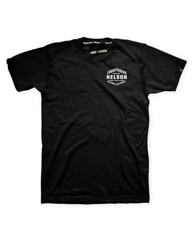 Loose Riders - Nelson - New Zealand - Chapter Tee