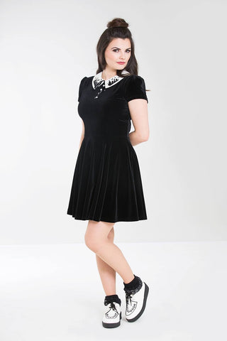 Graveyard Mini Dress