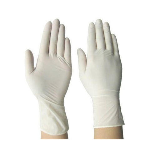 Pair of Latex Gloves