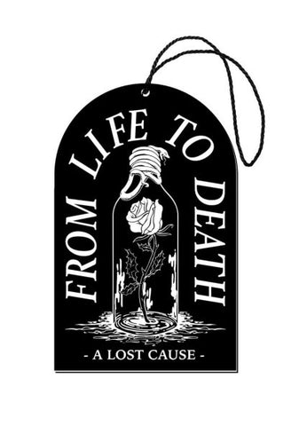 Life To Death - Air Freshener
