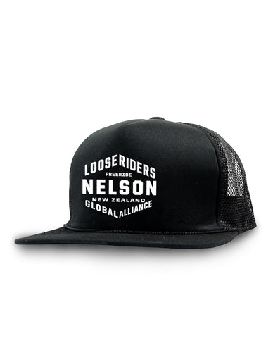 Loose Riders - Nelson - New Zealand - Trucker Hat
