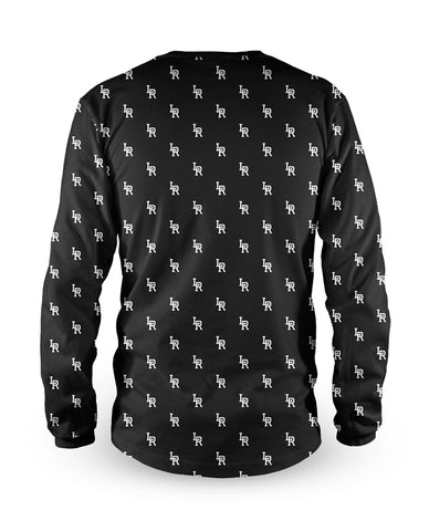 Monogram Black - LS