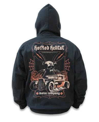 Rat Rod - Zip Hood