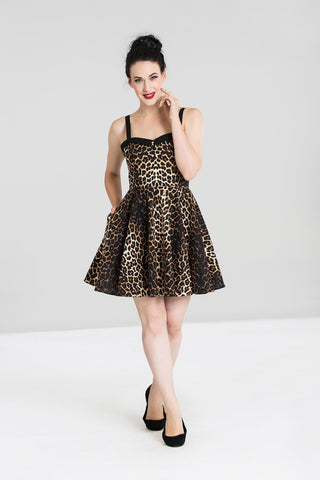 Panthera Mini Dress