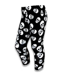 Polka Skulls - Leggings