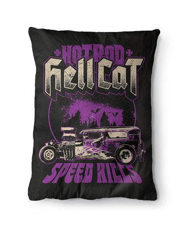 Speed Kills - Pillow