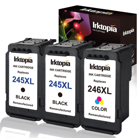 2PK Canon PG-40 CL-41 Ink Cartridge For PIXMA MP160 MP170 MP180 Ink Level