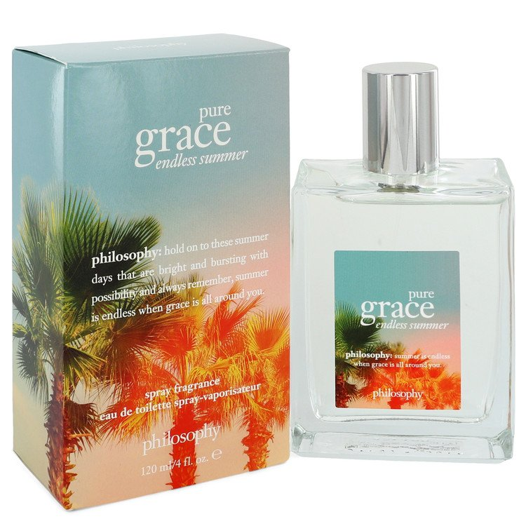 Pure Grace Endless Summer Eau De Toilette Spray By Philosophy
