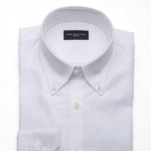 Egyptian Cotton Dress Shirt White