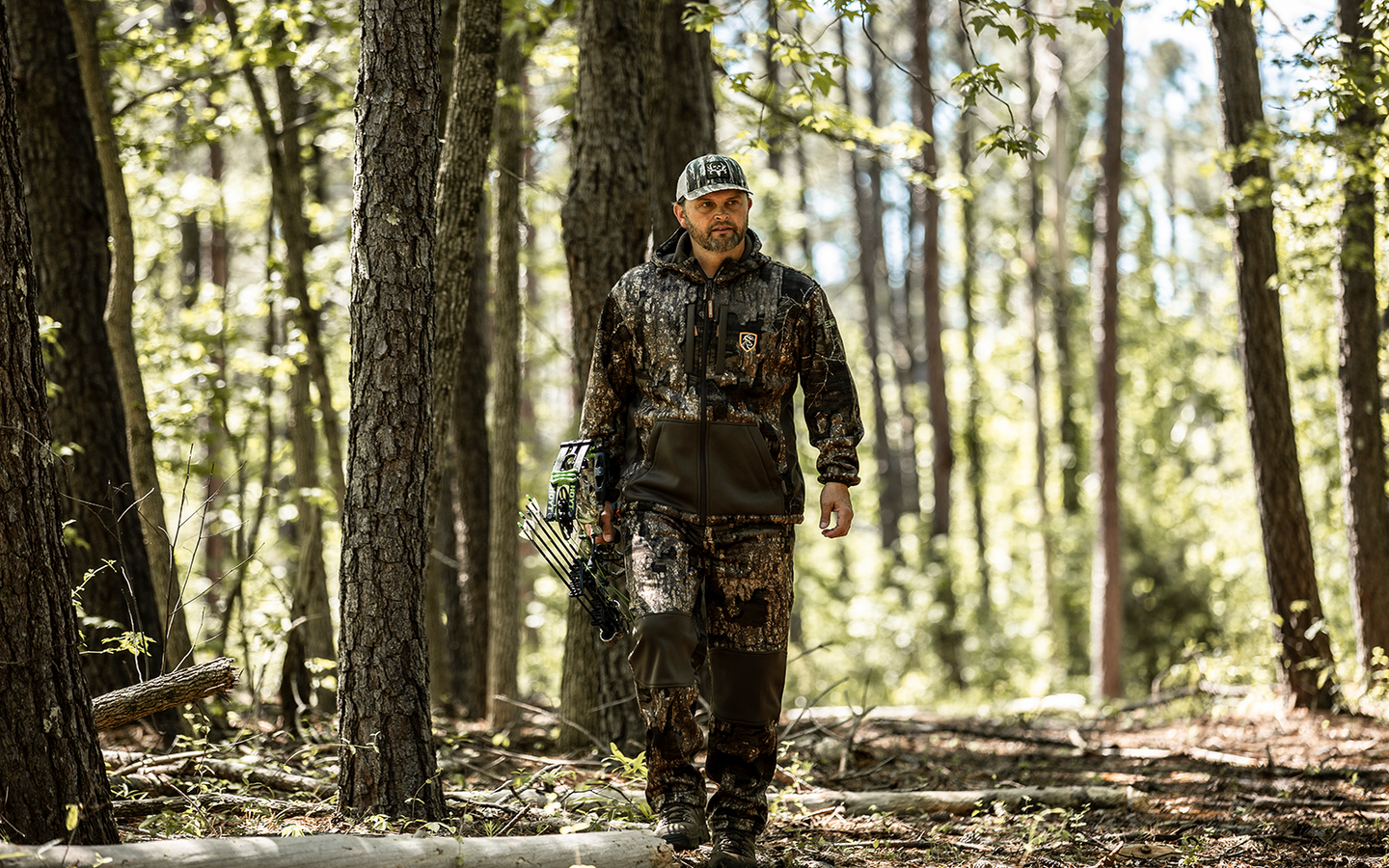 Apparel for wherever the HUNT takes you.