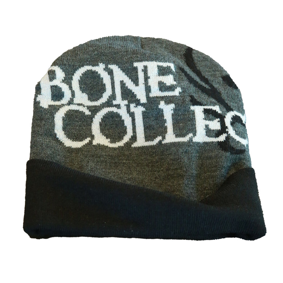 Browtime Beanie - Bone Collector Life