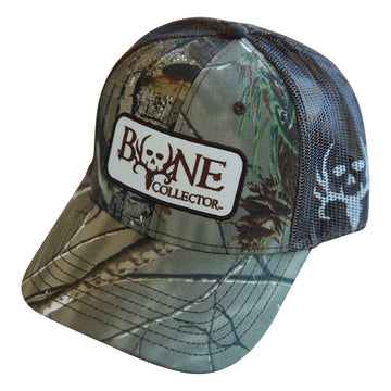 Bone Collector Climber Cap by Michael Waddell