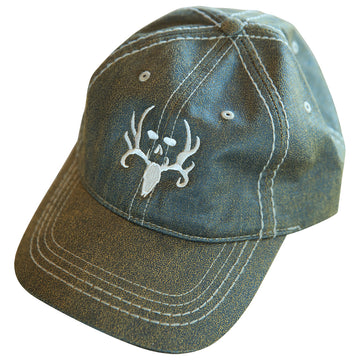 Bone Collector Ground Blind Cap by Michael Waddell