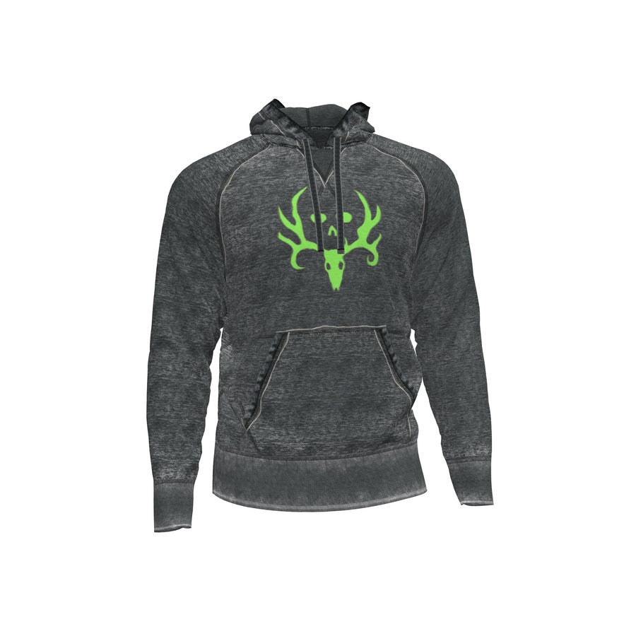 Bone Collector Taliaferro Pullover Hoodie by Michael Waddell