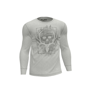 Bone Collector Hightower Long Sleeve Shirt by Michael Waddell