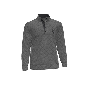 Bone Collector Calhoun Quilted Pullover by Michael Waddell