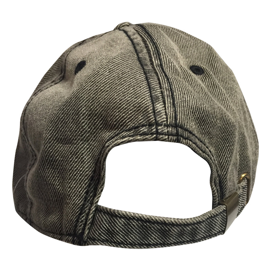 Bone Collector Sanctuary Washed Cotton Cap by Michael Waddell