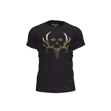 Bone Collector Brooks Tri-Blend T-Shirt by Michael Waddell