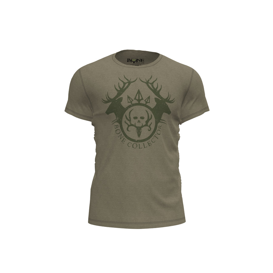 Bone Collector Bartram Triblend T-Shirt