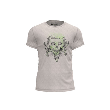Bone Collector Broxton Rocks Tri-Blend T-Shirt by Michael Waddell