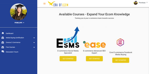 Ecommerce Business Mastery Certification