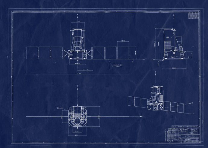 So why sell starship blueprints?