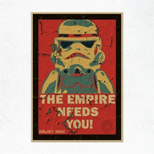 Load image into Gallery viewer, Retro Star Wars Posters