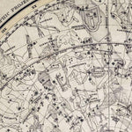 1822 Antique Astronomy Constellation Wall Art - spaceexploration