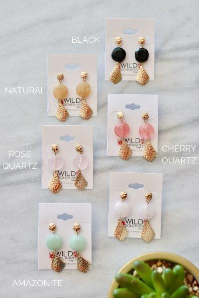 Summer Marquee Earrings Earrings Wild Bohemian