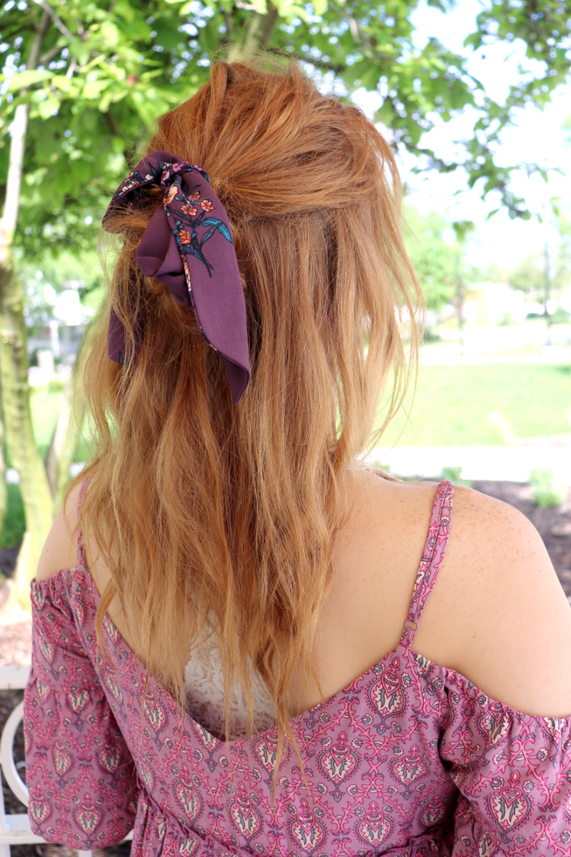 Pocket Full of Posies Hair Scarves Hair Accessories Wild Bohemian