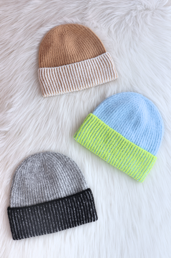 Straight Chill Ribbed Beanies by Free People Beanie Wild Bohemian