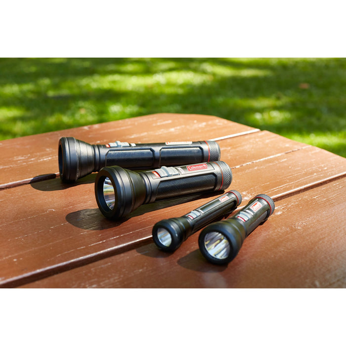 Coleman Battery Lock Divide LED Flashlight