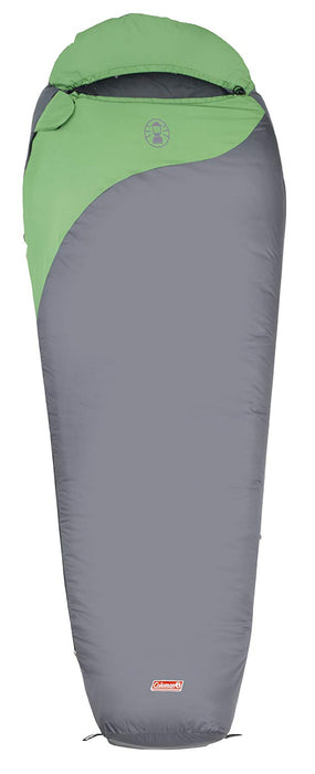 Coleman Biker, 2 Season Lightweight Sleeping Bag, Temperature -2 °C to +14 °C, 990 g