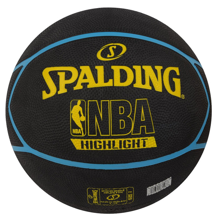 Spalding Basket Ball Highlight