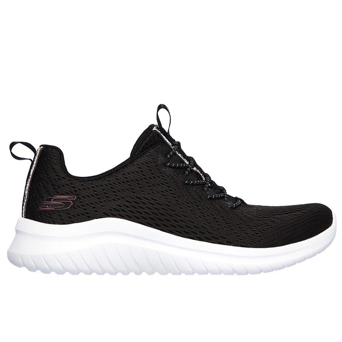 SKECHERS WOMEN'S ULTRA FLEX 2.0-LITE-GROOVE 13350-BKW