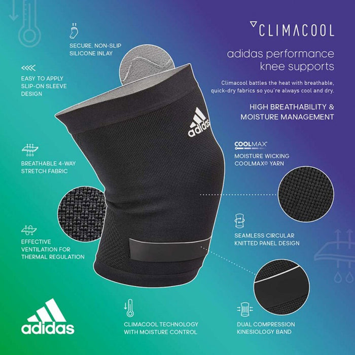 Adidas Performance Knee Support - M