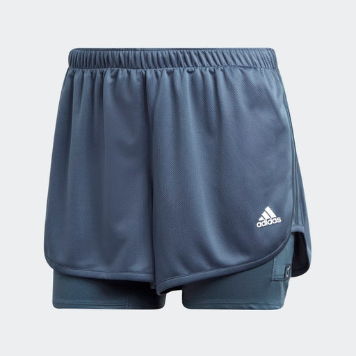 ADIDAS MARATHON 20 TWO-IN-ONE WOMEN'S SHORTS