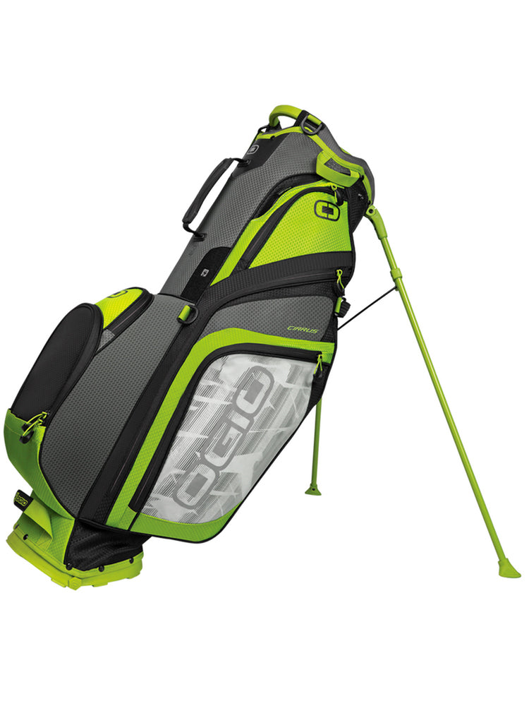 Callaway Ogio Cirrus Stand Bag Bolt - Green Air Flow System