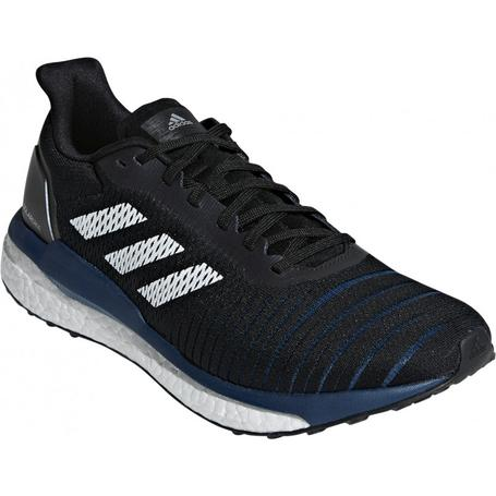 ADIDAS SOLAR DRIVE SHOES CORE BLACK / CLOUD WHITE / LEGEND MARIN