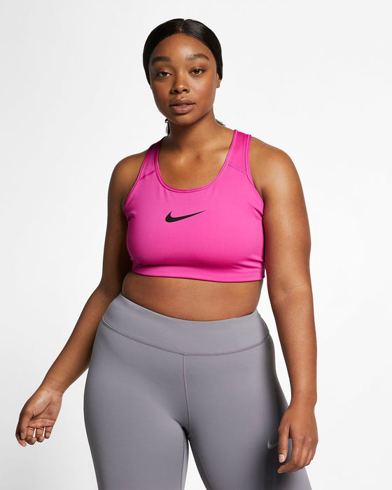 Nike Support Non-Padded Sports Bra (Plus Size) Women's