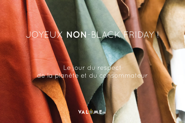 Joyeux Non-Black Friday