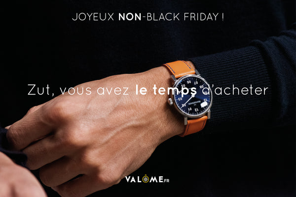 Bracelet en cuir Valôme, maroquinerie made in France, contre le Black Friday
