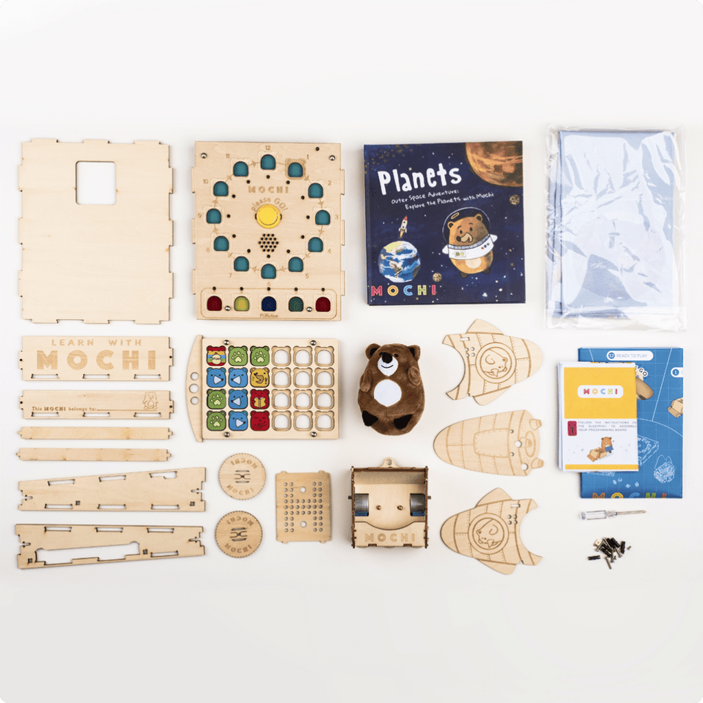 Mochi Screenless Coding Robotics Kit