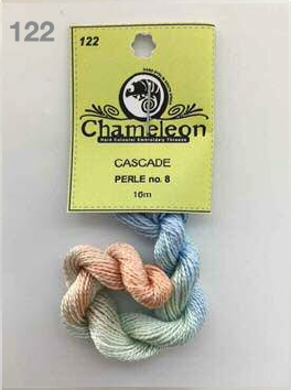 Perle Cotton #8 - 100-138