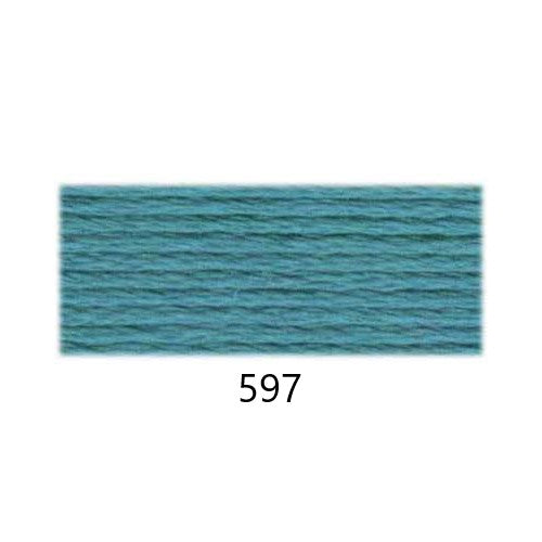 Embroidery Floss (300s - 500s) - Solid Colours
