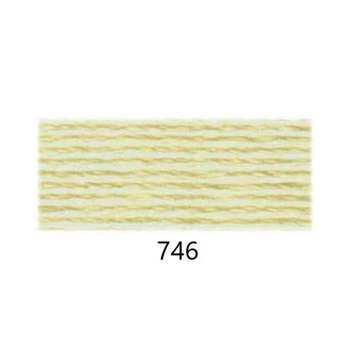 Perle Cotton #5 (552 - 800) - Solid Colours