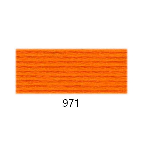 Embroidery Floss (800s - 970s) - Solid Colours